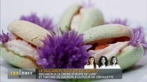 Les macarons de Noémie