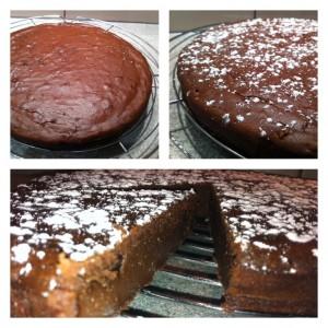 gâteau fromage blanc chocolat