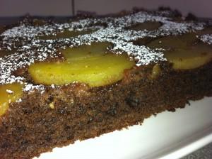 cake choco tatin