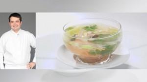 soupe thaï crevette express
