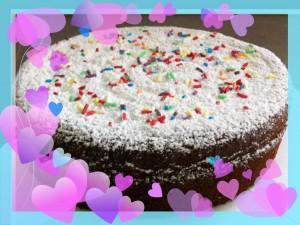 gâteau chocolat au lait