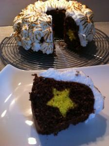 résultat cake surprise