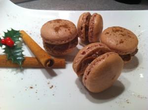 recette macaron cannelle