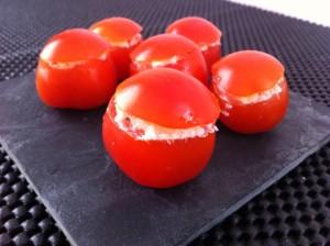 tomate cerise farcie