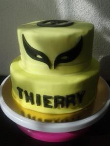 cake design wolverine