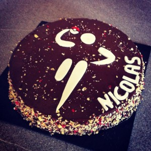 gateau handball