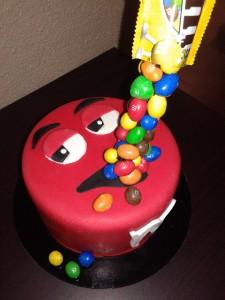 mm's gravity cake