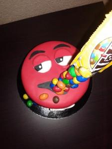 gravity cake visage mms