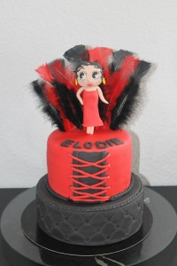 gateau burlesque