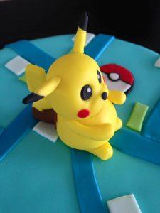 pikachu pate à sucre