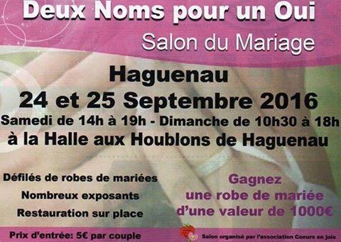 salon mariage haguenau