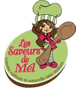 logo saveurs de mel