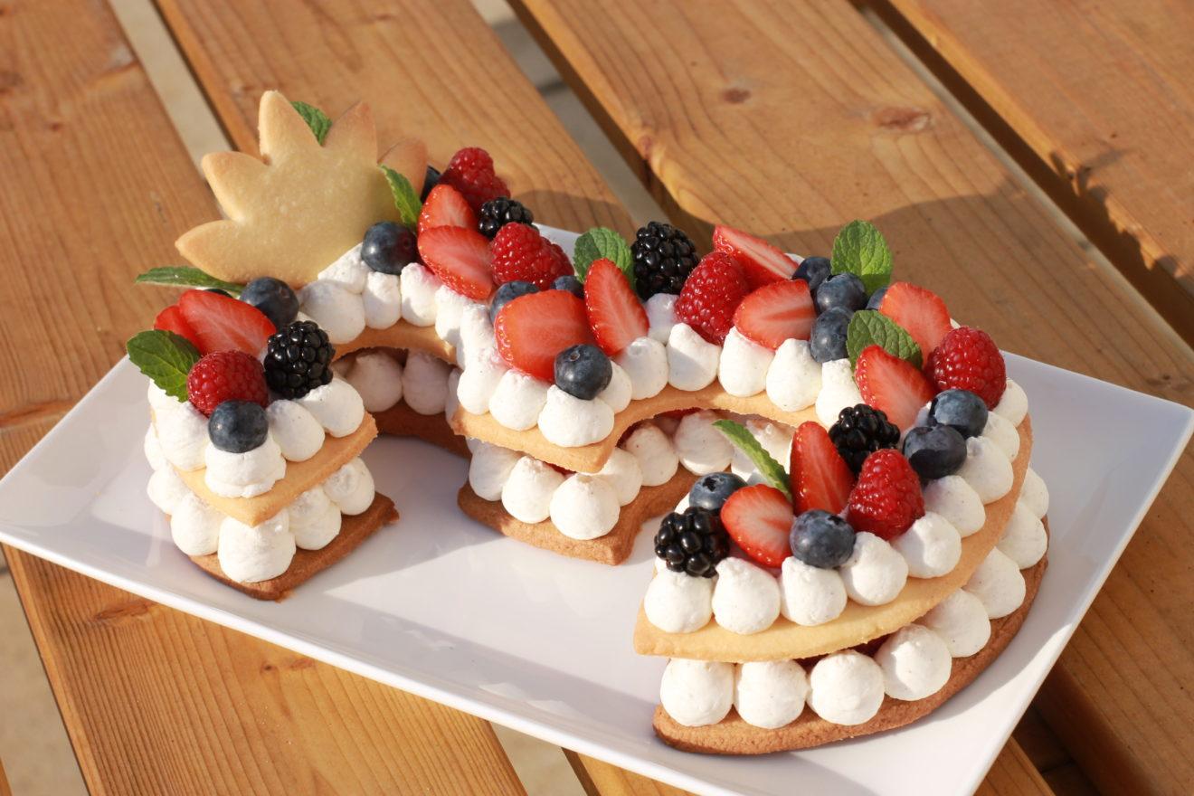 naked cake tendance | Chut Je cuisine