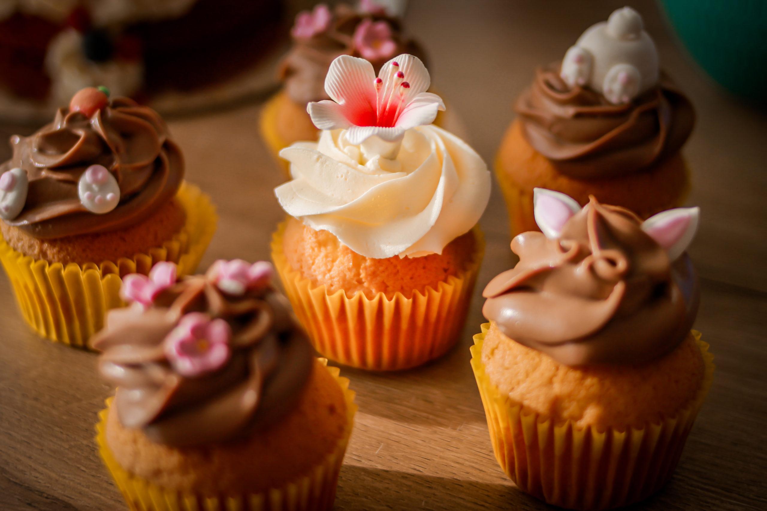 Nude cake fruits rouges | Chut Je cuisine